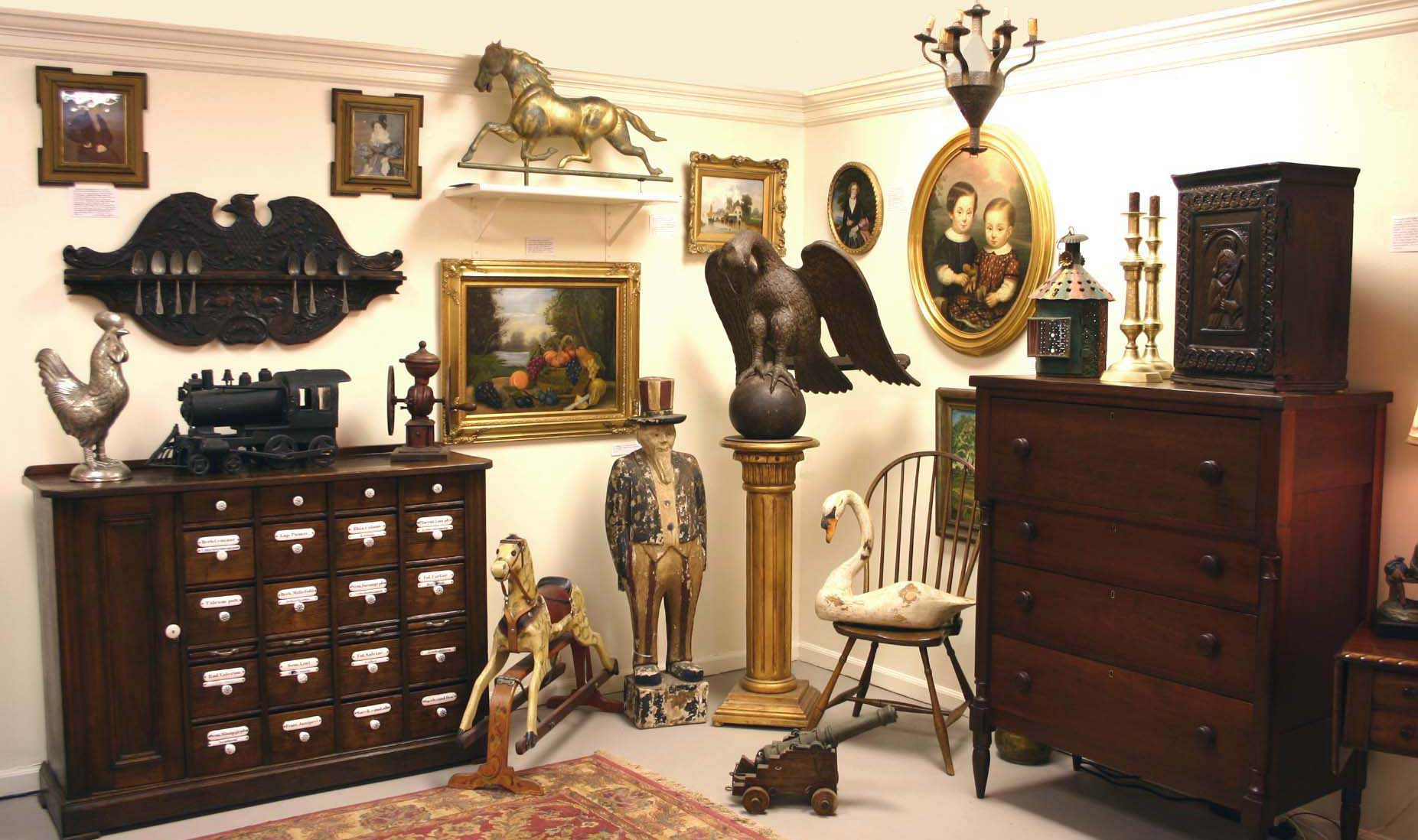 Best Antique Shops In South Africa Antique King